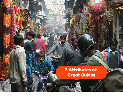 7 Attributes of Great Guides