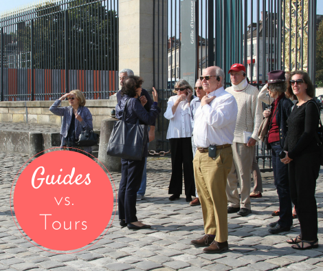 Guides vs Tours | MustSee