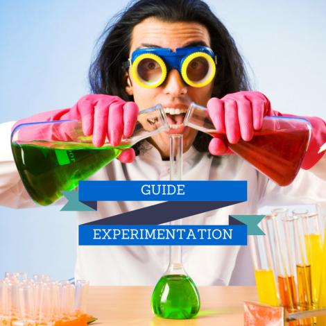 Guide Experimentation