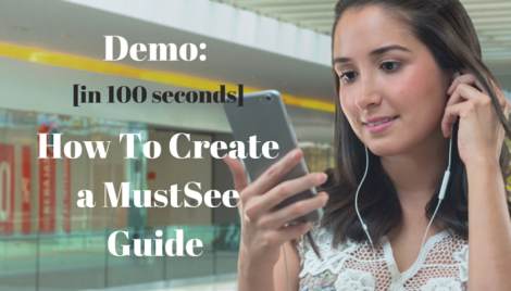 Create a MustSee Guide Demo in 100 Seconds | MustSee Guides